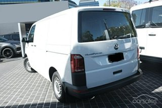 2017 Volkswagen Transporter T6 MY18 TDI340 SWB DSG Candy White 7 Speed Sports Automatic Dual Clutch