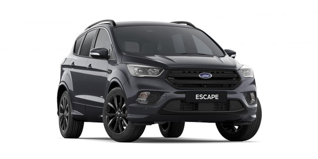 New Ford Escape ZG 2019.75MY ST-Line AWD, 2019 Ford Escape ZG 2019.75MY ST-Line AWD Magnetic 6 Speed Sports Automatic Wagon