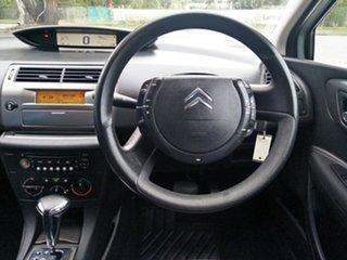 2010 Citroen C4 MY09 VTi Metallic Silver 4 Speed Automatic Hatchback