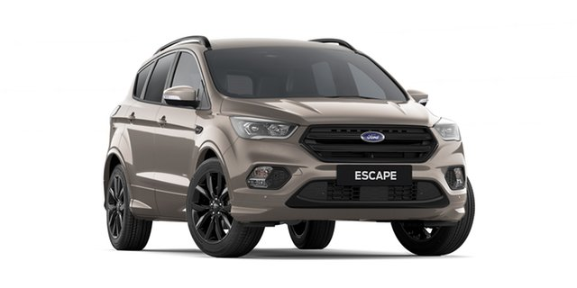 New Ford Escape ZG 2019.75MY ST-Line AWD, 2019 Ford Escape ZG 2019.75MY ST-Line AWD Silver 6 Speed Sports Automatic Wagon