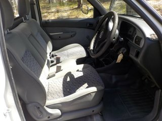 2005 Ford Courier PH GL 4x2 5 Speed Manual Cab Chassis