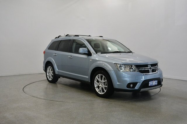 Used Dodge Journey JC MY14 R/T, 2013 Dodge Journey JC MY14 R/T Blue 6 Speed Automatic Wagon