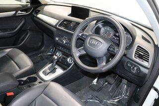 2015 Audi Q3 8U MY14 2.0 TFSI Quattro (125KW) White 7 Speed Auto Dual Clutch Wagon