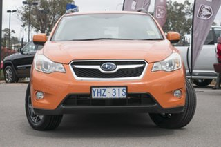 2012 Subaru XV G4X MY12 2.0i AWD Orange 6 Speed Manual Wagon.