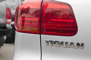2011 Volkswagen Tiguan 5N MY12 155TSI DSG 4MOTION Silver 7 Speed Sports Automatic Dual Clutch Wagon