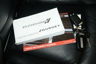 2013 Dodge Journey JC MY14 R/T Blue 6 Speed Automatic Wagon