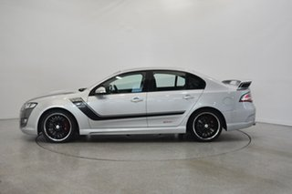 2010 Ford Performance Vehicles GT-P FG Boss 335 Silver 6 Speed Sports Automatic Sedan