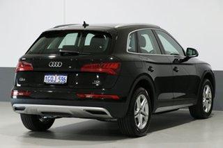 2017 Audi Q5 FY MY17 2.0 TDI Quattro Design Mythos Black 7 Speed Auto S-Tronic Wagon