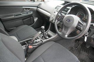 2012 Subaru XV G4X MY12 2.0i AWD Orange 6 Speed Manual Wagon