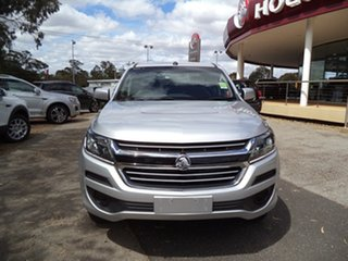 2018 Holden Colorado RG MY19 LS Pickup Crew Cab Nitrate 6 Speed Sports Automatic Utility.