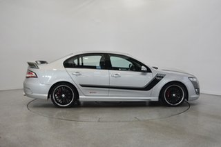 2010 Ford Performance Vehicles GT-P FG Boss 335 Silver 6 Speed Sports Automatic Sedan.