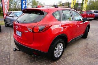 2012 Mazda CX-5 KE1021 Maxx SKYACTIV-Drive AWD Sport Red 6 Speed Sports Automatic Wagon