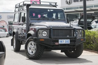 2015 Land Rover Defender 110 15MY Corris Grey 6 Speed Manual Wagon.