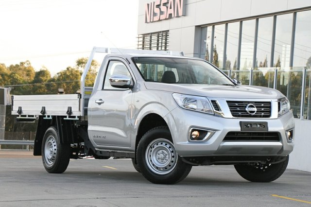New Nissan Navara D23 S3 RX, 2018 Nissan Navara D23 S3 RX Brilliant Silver 6 Speed Manual Cab Chassis