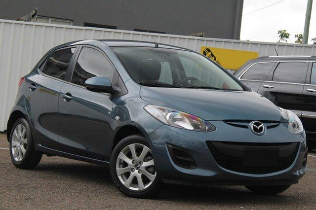 Used Mazda 2 DE10Y2 MY14 Neo Sport, 2014 Mazda 2 DE10Y2 MY14 Neo Sport Blue 4 Speed Automatic Hatchback