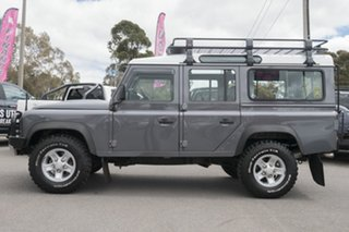2015 Land Rover Defender 110 15MY Corris Grey 6 Speed Manual Wagon