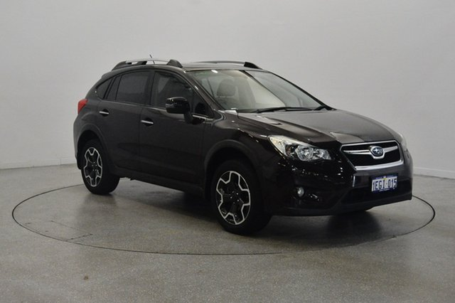 Used Subaru XV G4X MY13 2.0i-S Lineartronic AWD, 2013 Subaru XV G4X MY13 2.0i-S Lineartronic AWD Plum 6 Speed Constant Variable Wagon