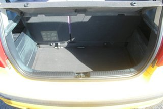 2004 Hyundai Getz TB MY04 GL Yellow Manual Hatchback