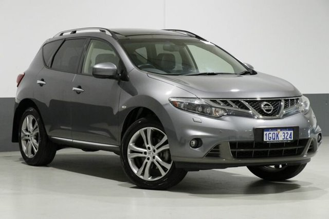 Used Nissan Murano Z51 MY14 TI, 2014 Nissan Murano Z51 MY14 TI Grey Continuous Variable Wagon