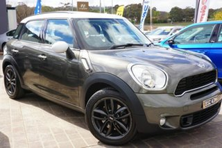 2012 Mini Countryman R60 Cooper S Grey 6 Speed Sports Automatic Wagon.