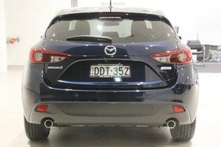 2016 Mazda 3 BM5478 Maxx SKYACTIV-Drive Blue 6 Speed Sports Automatic Hatchback