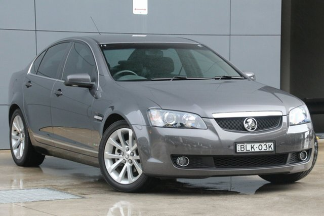 Used Holden Calais VE MY10 V, 2009 Holden Calais VE MY10 V Grey 6 Speed Sports Automatic Sedan