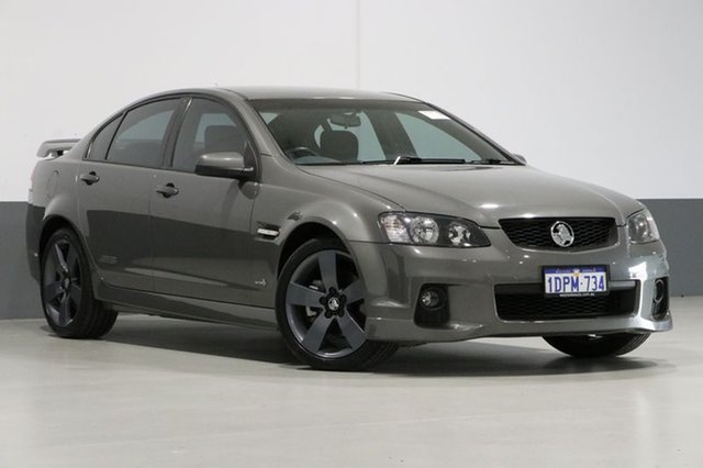 Used Holden Commodore VE II SS, 2011 Holden Commodore VE II SS Grey 6 Speed Automatic Sedan