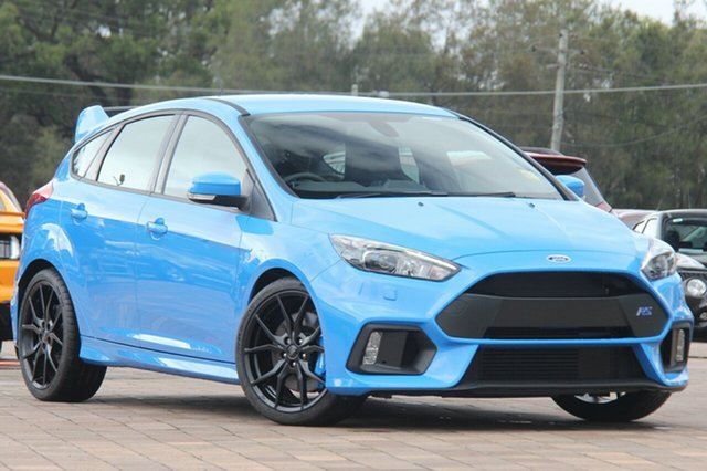 New Ford Focus LZ RS AWD, 2017 Ford Focus LZ RS AWD Nitro 6 Speed Manual Hatchback