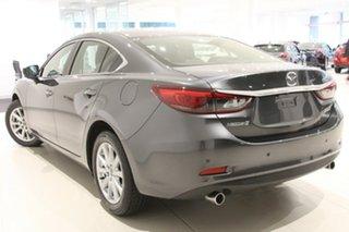 2018 Mazda 6 GL1031 Touring SKYACTIV-Drive Machine Grey 6 Speed Sports Automatic Sedan.