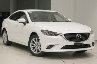 2018 Mazda 6 GL1031 Touring SKYACTIV-Drive Snowflake White 6 Speed Sports Automatic Sedan.