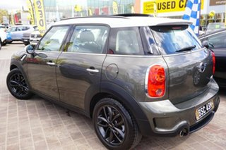 2012 Mini Countryman R60 Cooper S Grey 6 Speed Sports Automatic Wagon