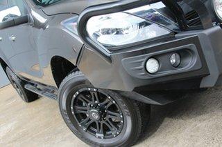 2017 Mazda BT-50 UR0YG1 GT Titanium Flash 6 Speed Sports Automatic Utility.