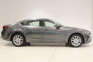 2018 Mazda 6 GL1031 Touring SKYACTIV-Drive Machine Grey 6 Speed Sports Automatic Sedan