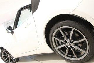 2017 Mazda MX-5 ND GT RF SKYACTIV-MT White Pearl 6 Speed Manual Targa