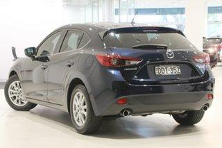 2016 Mazda 3 BM5478 Maxx SKYACTIV-Drive Blue 6 Speed Sports Automatic Hatchback.