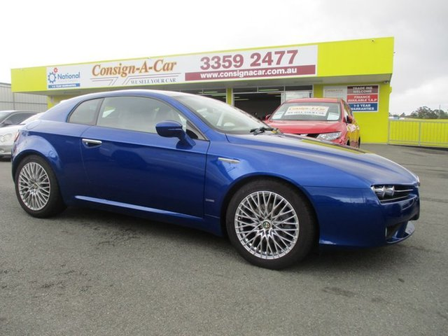 Used Alfa Romeo Brera  JTS, 2006 Alfa Romeo Brera JTS Blue 6 Speed Manual Coupe