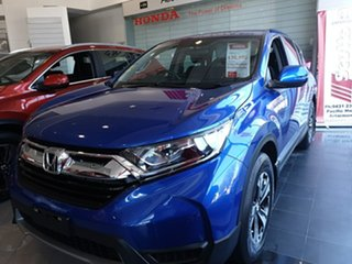 2018 Honda CR-V RW MY18 Vi FWD Brilliant Sporty Blue 1 Speed Constant Variable Wagon.