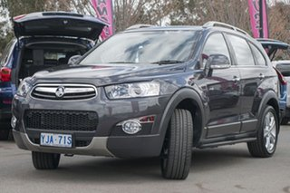 2012 Holden Captiva CG Series II MY12 7 AWD LX Grey 6 Speed Sports Automatic Wagon.