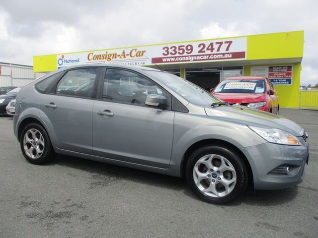 Used Ford Focus LV Mk II LX, 2011 Ford Focus LV Mk II LX Grey 4 Speed Sports Automatic Hatchback