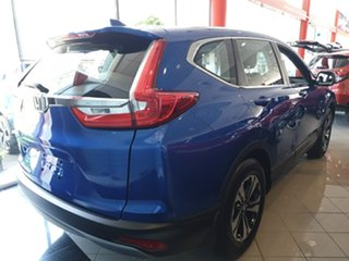 2018 Honda CR-V RW MY18 Vi FWD Brilliant Sporty Blue 1 Speed Constant Variable Wagon