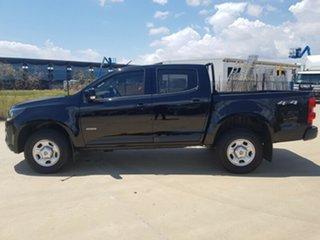 2017 Holden Colorado RG MY18 LS Pickup Crew Cab Black 6 Speed Sports Automatic Utility