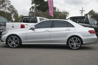 2013 Mercedes-Benz E250 CDI W212 MY12 BlueEFFICIENCY 7G-Tronic + Avantgarde Silver 7 Speed
