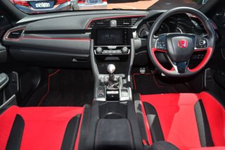 2017 Honda Civic 10th Gen MY17 Type R Ralley Red 6 Speed Manual Hatchback
