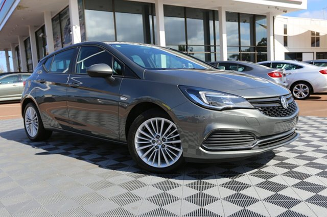 Used Holden Astra BK MY17 R, 2017 Holden Astra BK MY17 R Grey 6 Speed Sports Automatic Hatchback