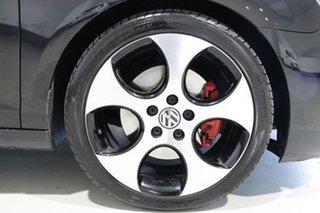 2011 Volkswagen Golf 1K MY11 GTi Black 6 Speed Direct Shift Hatchback