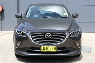 2018 Mazda CX-3 DK2W7A sTouring SKYACTIV-Drive Titanium Flash 6 Speed Sports Automatic Wagon