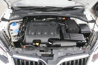 2014 Skoda Yeti 5L MY15 103TDI DSG Outdoor White 6 Speed Sports Automatic Dual Clutch Wagon