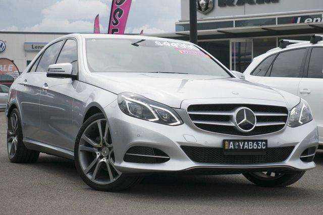Used Mercedes-Benz E250 CDI W212 MY12 BlueEFFICIENCY 7G-Tronic + Avantgarde, 2013 Mercedes-Benz E250 CDI W212 MY12 BlueEFFICIENCY 7G-Tronic + Avantgarde Silver 7 Speed