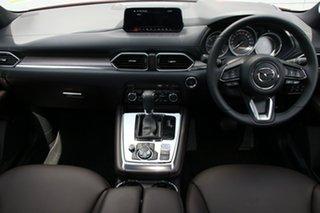 2018 Mazda CX-8 KG4W2A Asaki SKYACTIV-Drive i-ACTIV AWD Soul Red Crystal 6 Speed Sports Automatic