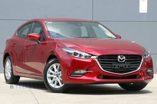 2018 Mazda 3 BN5478 Neo SKYACTIV-Drive Sport Soul Red Crystal 6 Speed Sports Automatic Hatchback.